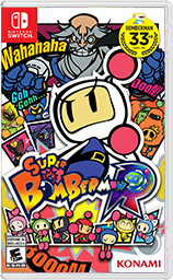 Super Bomber Man